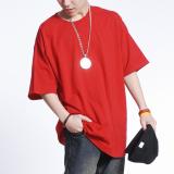 Sale Men And Women Original New Hip Hop Light Board Tide Hip Hop T Shirt Shirt Light T Red Online China