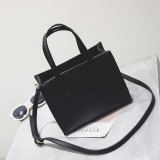 Latest Fang Korean Bag Crossbody Bags New Tote Bag Black Black
