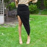 Review Summer Irregular Skirts Oem