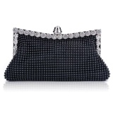 Discounted 2017 C1S New Clutch Casual Women S Handbag Lady Party Crystal Evening Bags Black Intl