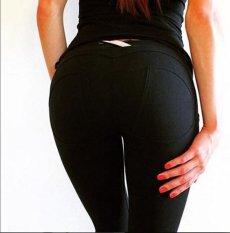 Price Compare 2017 Fashion Fitness Yoga Sports Leggings For Women Sports Tight Mesh Yoga Leggings Yoga Pants Women Running Pants Black Intl