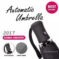 Discount 2017 Fully Automatic Umbrella Black Oem