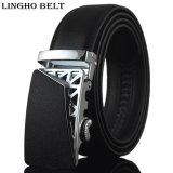 2017 Hot Real Leather Belt Luxury Belt For Men New Fashion Designer Mens Belt 110 130Cm Black Automatic Buckle Waistband Kb 81 Intl Shopping