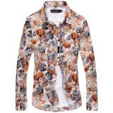Floral Print Korean Long Sleeve Shirt Autumn Floral Print Women S Blouses No 4 Color No 4 Color On China