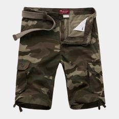 Casual Summer Multi Pocket Tooling Shorts Online