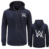 Buy 2017 Mens Hoodies Sweatshirts Music Dj Comedy Alan Walker Hip Hop Hoodie Black Jacket Men Clothes Fashion Hooded Hombre Dark Blue Intl Oem Online