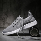Buy Diluoen Men S Korean Style Mesh Sports Shoes Gray N01 Gray N01 Cheap On China