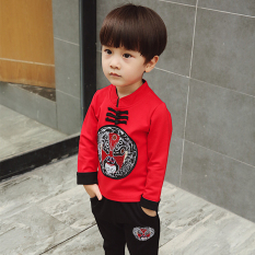 Recent Chinese Style Retro Autumn Small Boy S Chinese Clothing