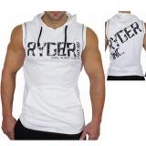 Buy 2018 New Arrival T Shirt Men Bodybuilding Fitness T Shirt Men S Singlets Tank Shirts Gyms Hoodie(White) Intl Online