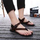 Sale Sports Korean Style Summer Couple S Sandals Black Online China