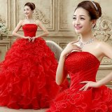 Buy New Style Bride Wedding Dress Costume Cheap China