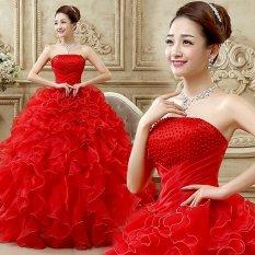 New Style Bride Wedding Dress Costume On Line