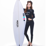 Discount 2017 New Style Fashion Long Sleeved Yoga Clothes Diving Clothes Sun Protection Dress Hot Spring Swimming Clothing Oem China