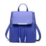 The Cheapest Korean Fashion Summer Backpack Bags For Women Toothpick Pattern Shoulder Dark Blue Color Toothpick Pattern Shoulder Dark Blue Color Online