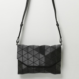 Best Price Korean Style New Style Geometric Quilted Bag Matte Black Matte Black