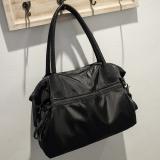 Price New Style Shoulder Dumplings Korean Style Nylon Canvas Big Bag Oxford Trumpet Oem Online