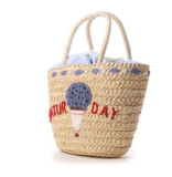 Price Embroidered New Style Summer Straw Bag Large Ice Cream Large Ice Cream On China