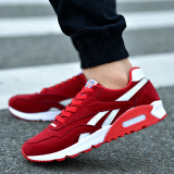 Sale Men S Korean Style Casual Skate Shoes 862 Red 862 Red Online On China