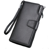 2017 Or Men Genuine Leather Wallet Black Intl Lowest Price