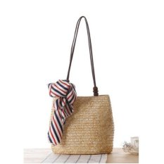 Price 2017 Separate Fashion Knitted Straw Bag Straw Bag Rattan Bag Beach Bag Women S Handbag Intl On China