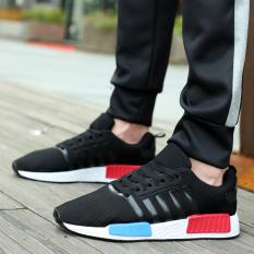 Korean Style Men Couple S Shoes Men S Shoes 1903 Black Coupon Code