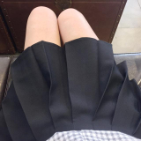 Korean Style Spring Summer New Style High Waisted Slim Fit Women S Skirts Black Shop
