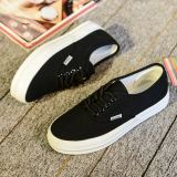 How Do I Get Ulzzang Versatile New Style Summer Canvas Shoes Women S Shoes