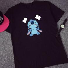Cheapest Lilo Stitch Summer A New Short Sleeve T Shirt Black T032 Lilo Online