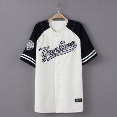 Where Can You Buy 2017 Summer Hip Hop Fashion Baseball T Shirt Korean Style Loose Unisex Mens Womens Tee Tops Black