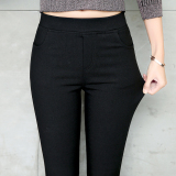 Buy 2017 Summer Ladies Outer Wear Tight Feet Pant S*xy Trouser China