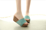 Leather Summer New Style Nubuck Sandals Green Deal
