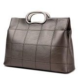 Price Comparisons Of 2017 Woman Bag Fashion Designers Casual Bag Bolsas Femininas Famous Brand V Metal Tote Leather Bag Lady Handbags Shoulder Bag Intl