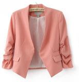 Discount Women S Short Suit Coat Pink Pink Oem