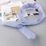 2Pcs Toddler Kids Baby G*rl Outfit Clothes Strapless Stripe Dress Headband Set Intl Best Price