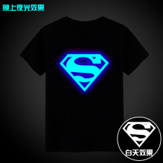 Iron Man American captain 3 Civil War short-sleeved clothes T-shirt (Superman) (Superman)