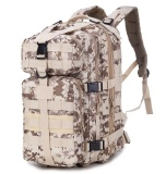 Best 35L Molle Military Tactical Assault Pack Backpack Army Molle Waterproof Bug Out Bag Small Rucksack For Outdoor Hiking Camping Camouflage01 Intl