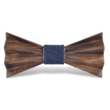 Latest 4D High Grade Wooden Men S Wedding Bow Tie Groom Wedding English English English English Intl