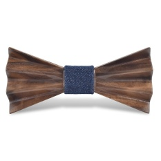 Price Comparisons 4D High Grade Wooden Men S Wedding Bow Tie Groom Wedding English English English English Intl