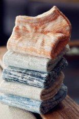 Cheap 5Pc Men S Socks Sport Crew Ankle Low Cut Casual Cotton Comfortable Export Online
