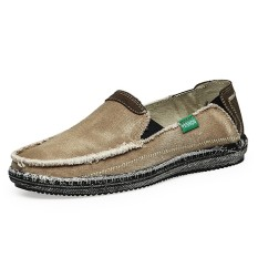 Price Lr A Pedal Men Breathable Canvas Shoes 43 Khaki Oem Online