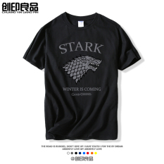 Price Compare Men S Related Game T Shirt Black Langtou Black Langtou