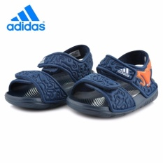 b260c80fdd46b Adidas Infants Kids Swimming Disney Hank AltaSwim BA9328 Sandals Navy
