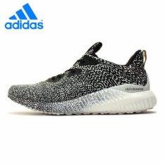 Review Adidas Men S Alpha Bounce M Aramis Turtle Dove B54366 Black Grey White On South Korea
