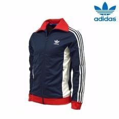 d2086aac7468 Adidas New Europa Track Top B04675 Soccer Football Training Gym Fitness  Jacket - intl