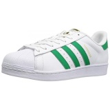 Price Comparisons Adidas Originals Mens Shoes Superstar Foundation Fashion Sneakers White Fairway Metallic Gold Intl