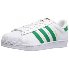 Buy Adidas Originals Mens Shoes Superstar Foundation Fashion Sneakers White Fairway Metallic Gold Intl Cheap On South Korea