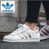 Review Adidas Originals Superstar Ba8169 White Rose Gold Adidas On South Korea