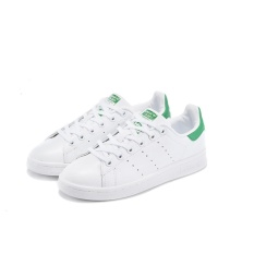 Compare Adidas Stan Smith Women Green Tail Intl