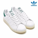 Review Adidas Unisex Originals Stan Smith S82253 White Green Intl South Korea