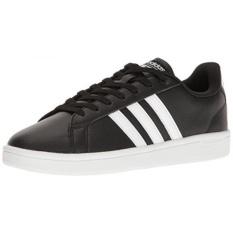 Buy Adidas Womens Shoes Cloudfoam Advantage Sneakers Black White Black Intl